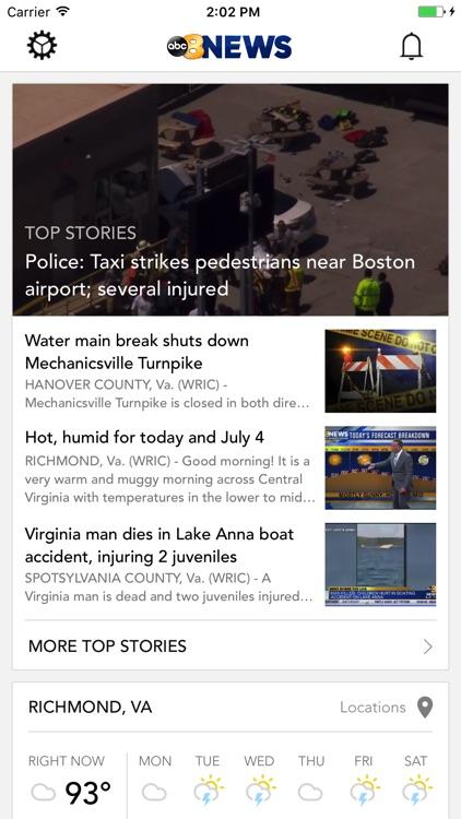 WRIC 8News - Richmond, VA
