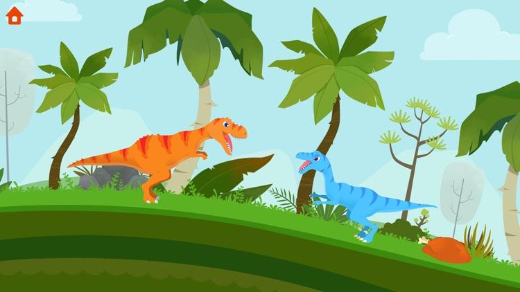 Jurassic Rescue - Dinosaur Go! screenshot-0
