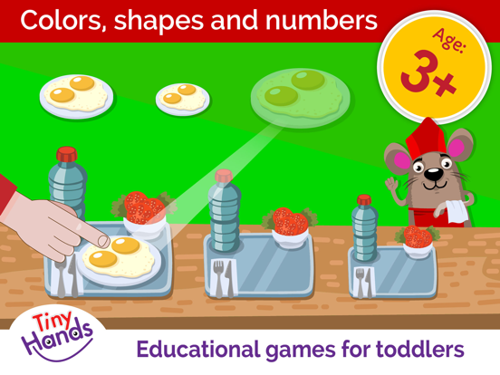 Puzzle games for toddlers fullのおすすめ画像1