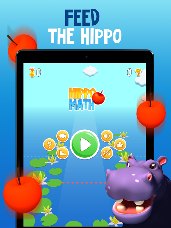 Hippo Math - AR Brain Trainer screenshot 6
