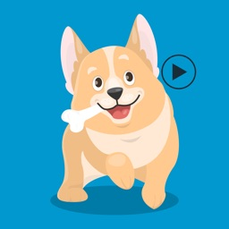 Animated Puppies Emojis