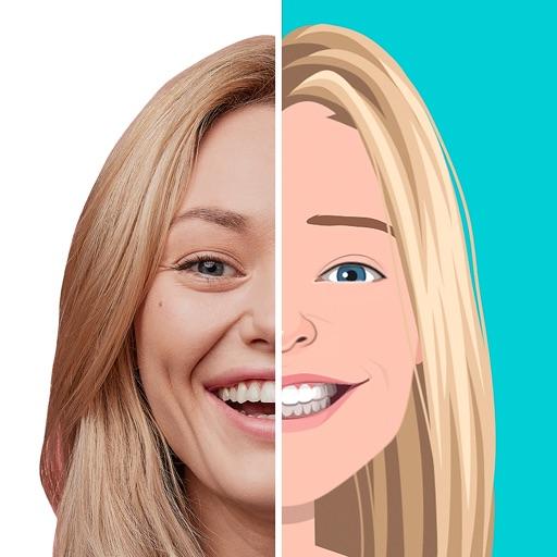 Mirror: My Emoji Face Maker iOS App