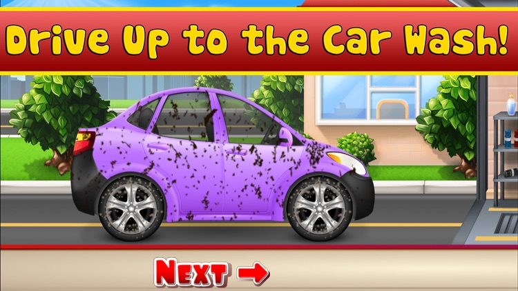 Tiny Car Wash screenshot-3