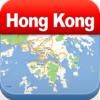 香港離線地圖 - 城市 地鐵 機場