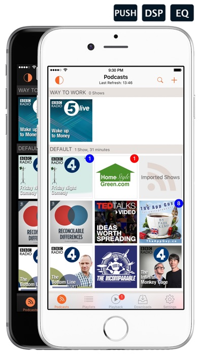 RSSRadio (Premium) Screenshots
