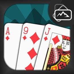 Belote online card game