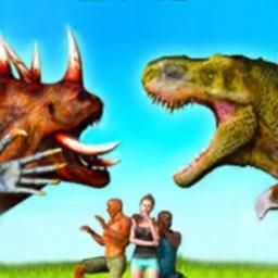 Animal battle simulator:Humans