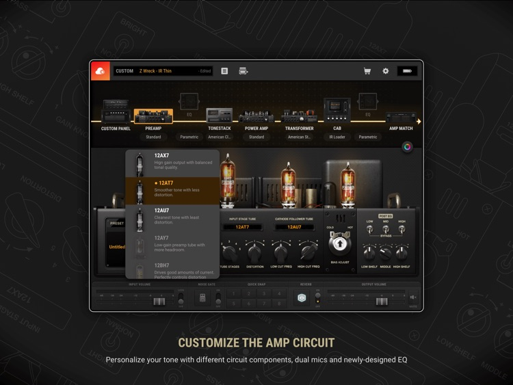 BIAS AMP 2 screenshot-2