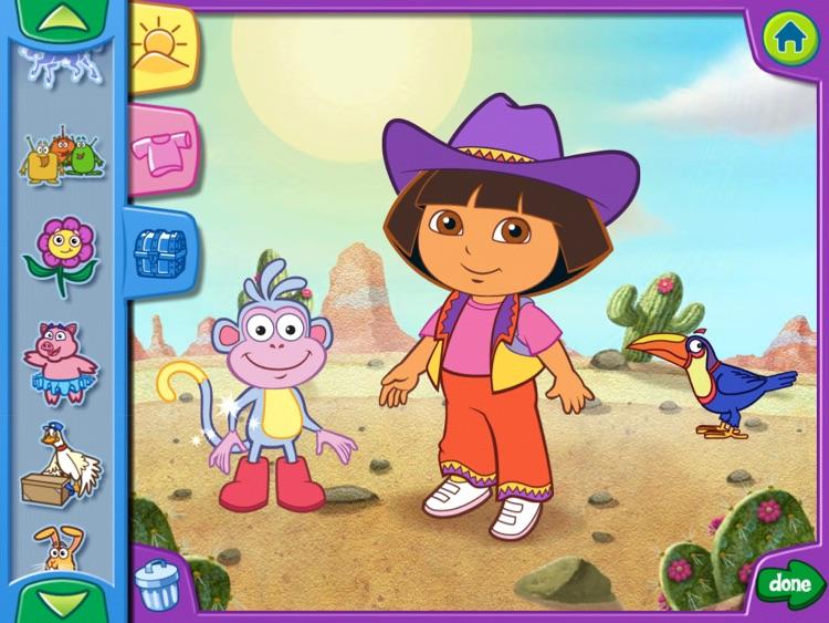 Dora's Dress-Up Adventures! HD