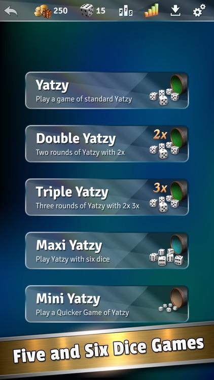 Yatzy Dice Master screenshot-4