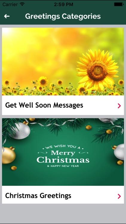 Get well Soon Greeting Maker screenshot-5
