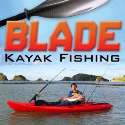 Blade Kayak Fishing Journal