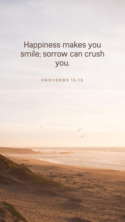Daily Bible Verse Devotional screenshot-4