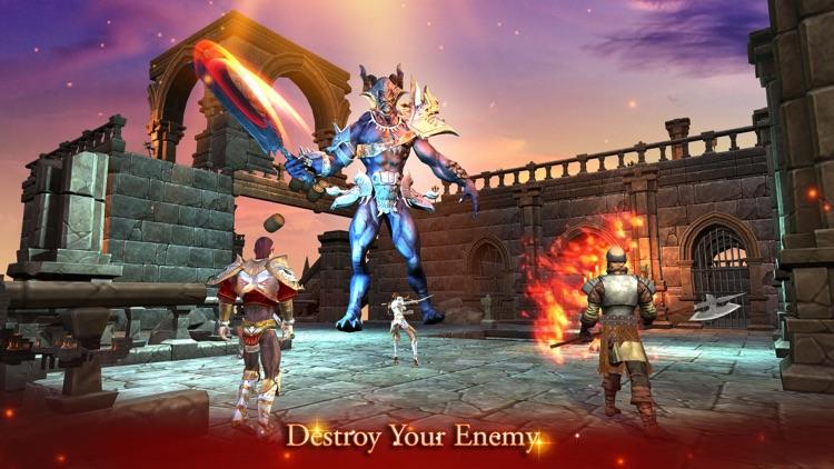 Fighting Tiger Death blade screenshot-0