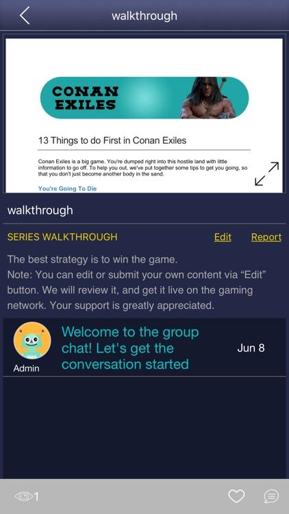 GameNet for - Conan Exiles screenshot-4
