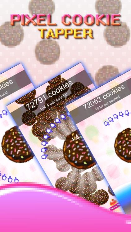Pixel Cookie Tapper
