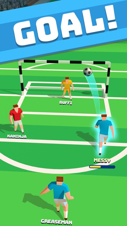 Soccer Hero! screenshot-2