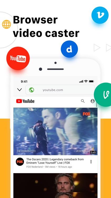 TV Cast for Chromecast TV App screenshot-3