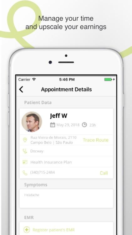 Docway For Doctors screenshot-4