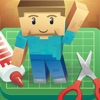 Minecraft: Papercraft Studio - iPadアプリ