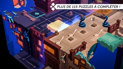 Screenshot #1 pour Lara Croft GO