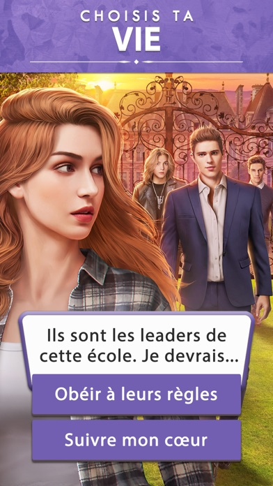 Chapters - Séries Interactives