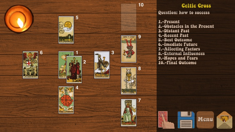 Real Tarot screenshot-0