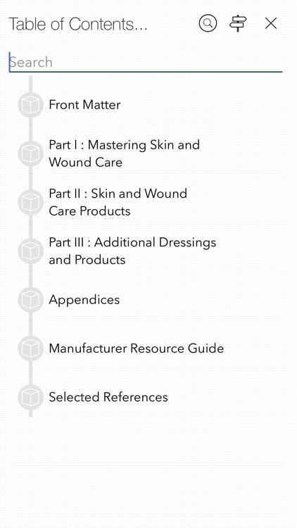 Clinical Guide Skin Wound Care screenshot-7