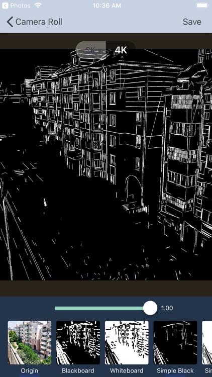 Photo To Sketch Drawing Filter screenshot-8