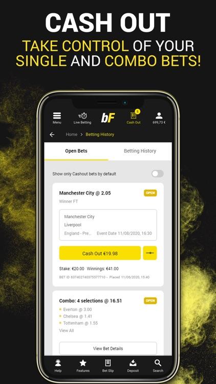 betFIRST - Sports Betting screenshot-3