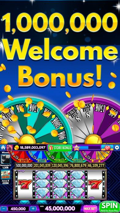 Spin Vegas Slots: VIP Casino 1.2.1 IOS