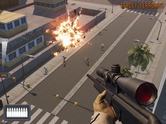 スナイパー3Dシューティング戦ゲーム(Sniper 3D)のおすすめ画像8