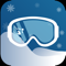 App Icon for Ski Tracker & Snow Forecast App in United States IOS App Store