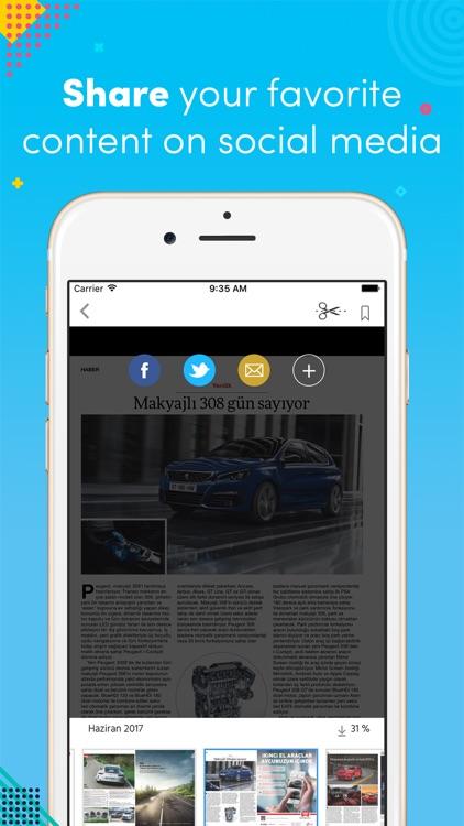 Auto motor & sport magazine screenshot-3