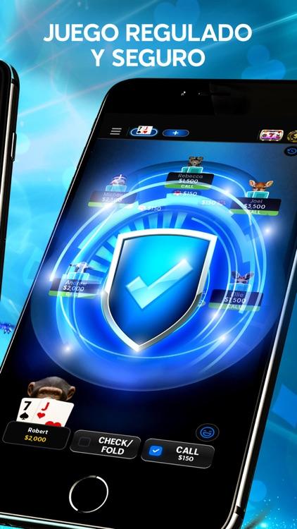 888 poker - juega poker online screenshot-5