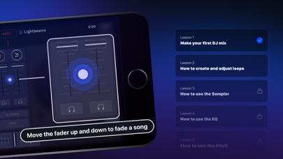 edjing Mix - DJ Mixer App Screenshot