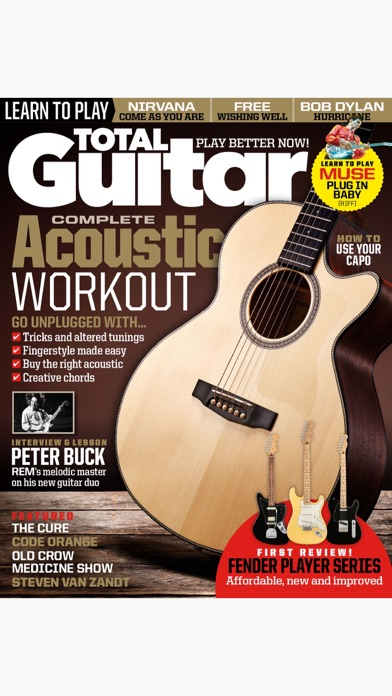 Total Guitar - by Future Publishing Ltd. - Music & Audio Category ...
