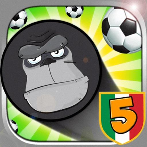 Chiellini Go Go Gorilla