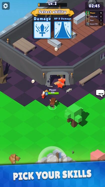 Hunt Royale: Epic PvP Battle screenshot-6