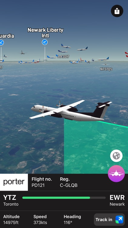 Plane Finder 3D screenshot-4