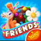 App Icon for Candy Crush Friends Saga App in Nigeria IOS App Store