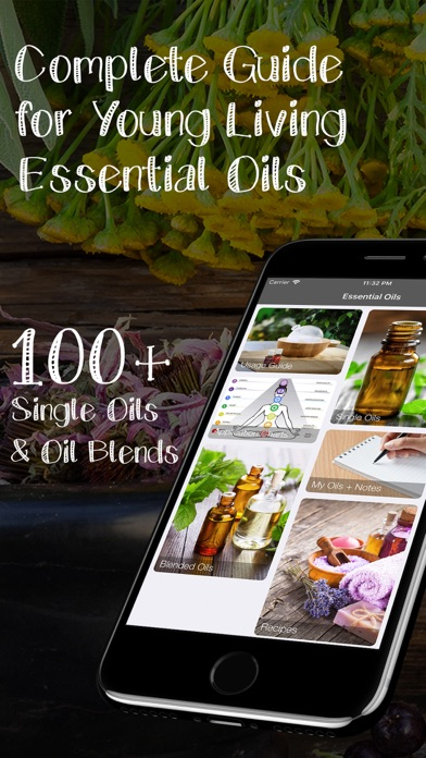 Essential Oils - Young Living app image