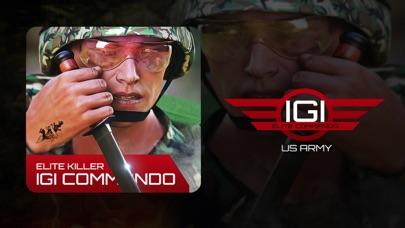 IGI Elite US Army War Shooting screenshot one