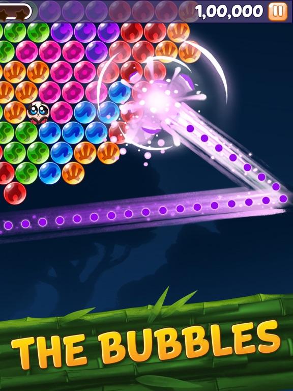 Bubble Shooter - Panda Pop! iPad app afbeelding 2