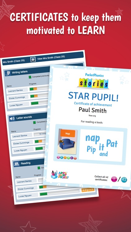 PocketPhonics (stories as IAP) screenshot-4