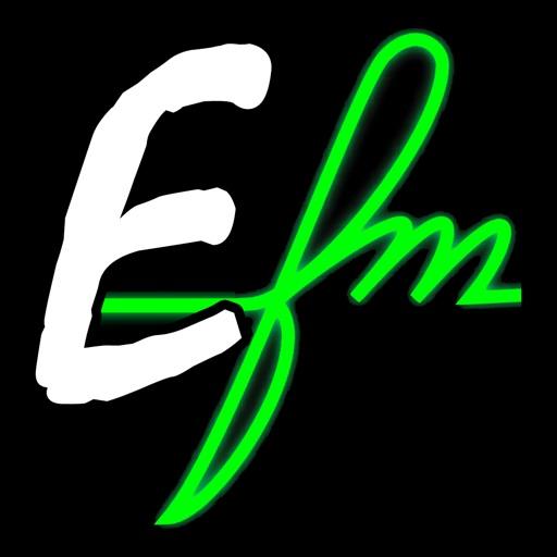 ElectricFM - Dance Radio Music iOS App