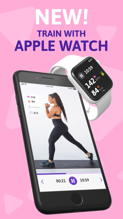 Grow with Jo - Diet & Workout screenshot-3