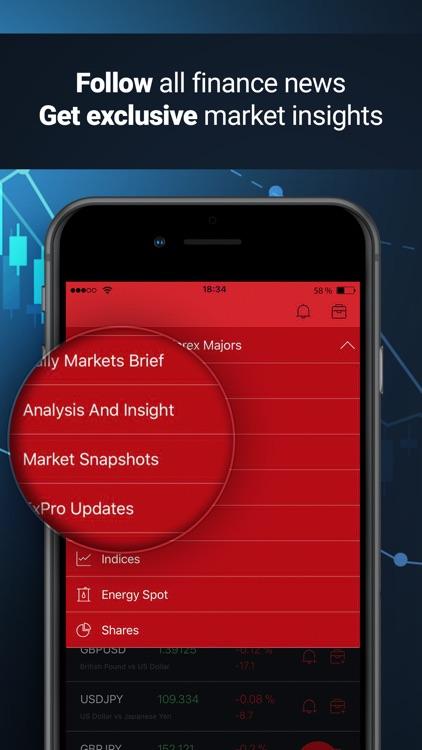 FxPro – Forex Trading Tools screenshot-3