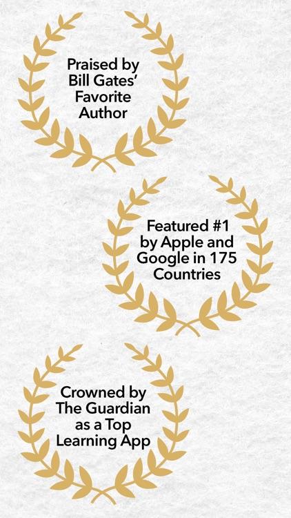StoryShots: Book Summaries