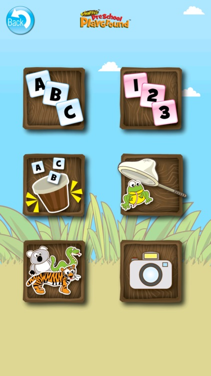 Giraffe's PreSchool Playground screenshot-1